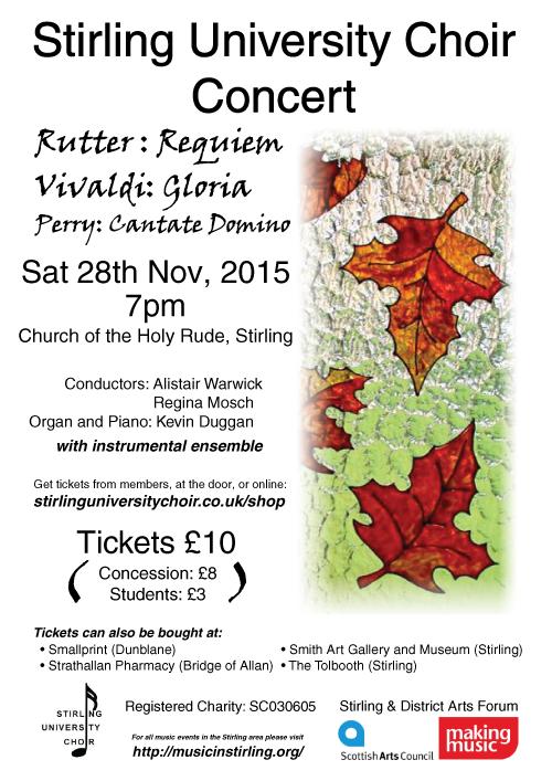 Concert Poster PDF