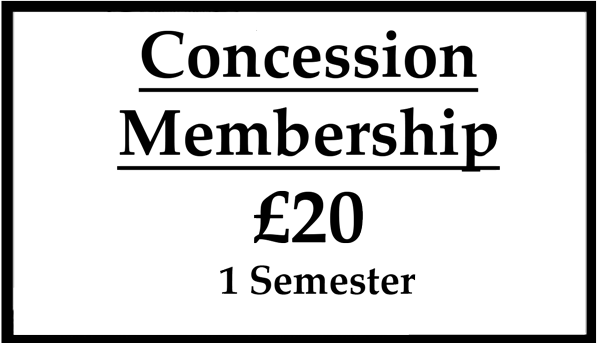 Concession SUC Membership (Spring Semester 2016)