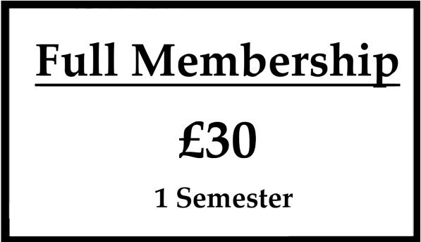 Full SUC Membership (Spring Semester 2016)