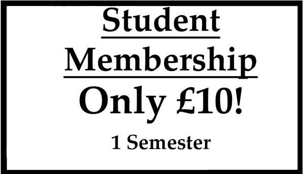 Student SUC Membership (Spring Semester 2016)