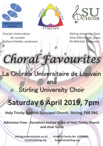 Choral Favourites poster