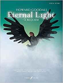 cover of Eternal Light score