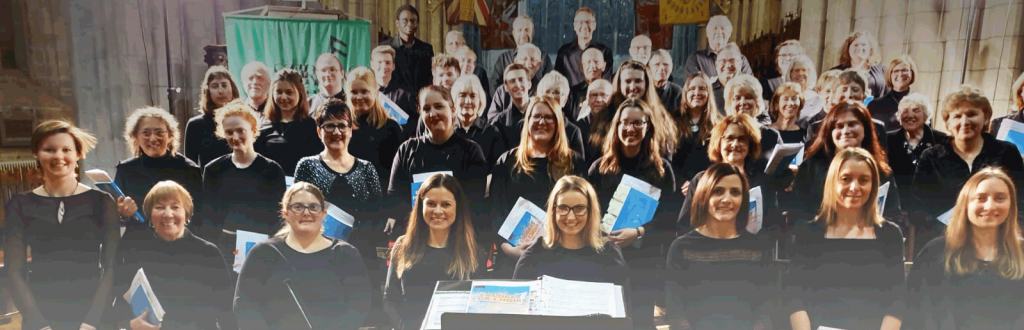 Choir before November 2019 concert